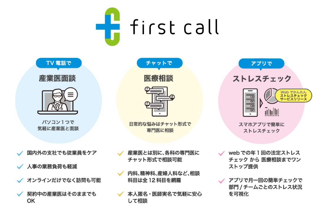 first call for business_2