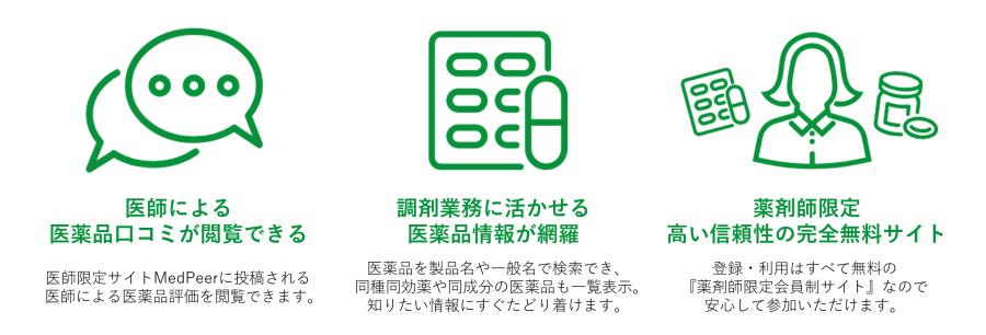 ヤクメド 薬剤師向け新型コロナウイルス対策特設ページ