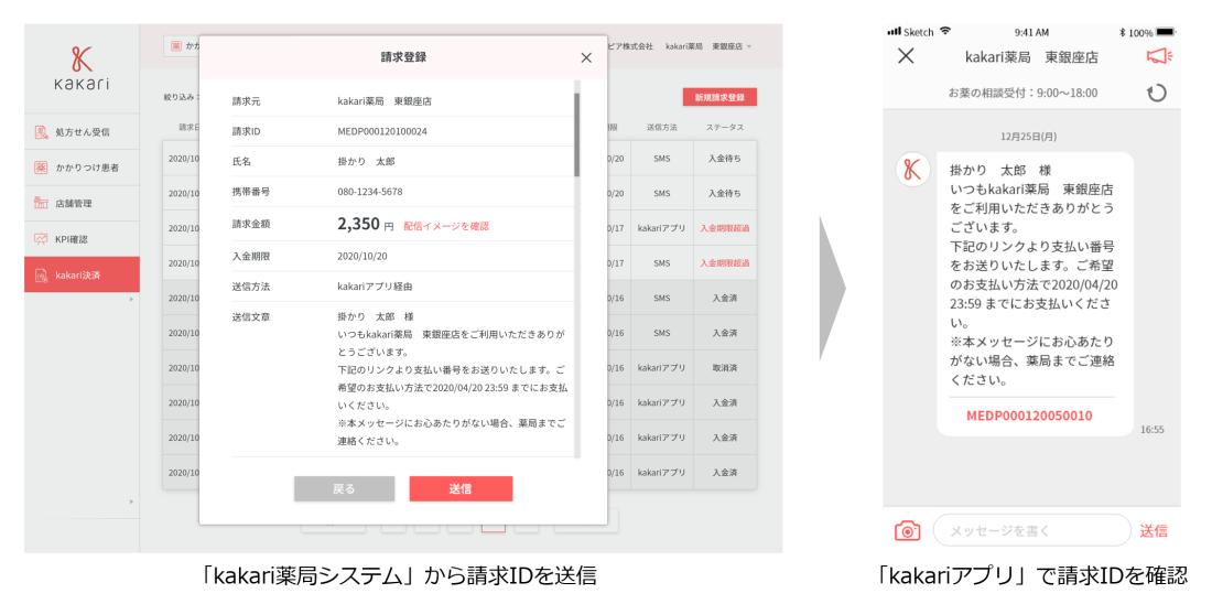 kakari、 決済機能をリリース
