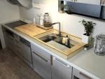 キッチンの高さ方向のリフォーム