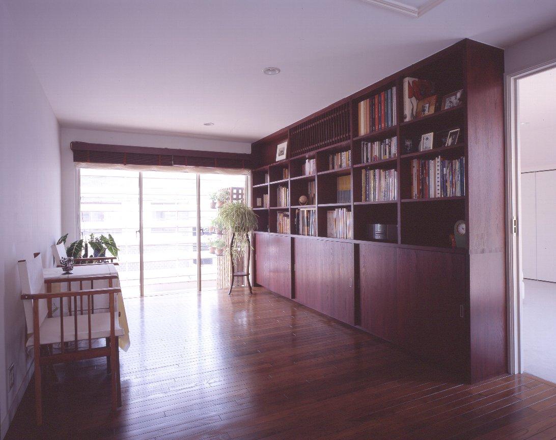 6畳のリビング家具