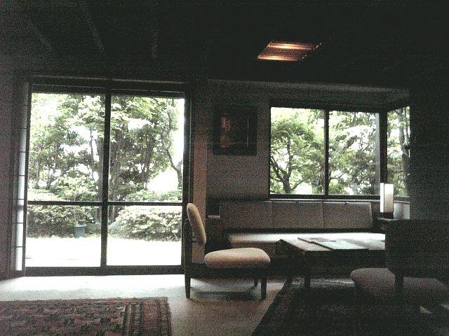 吉村順三さん作品~自由ヶ丘