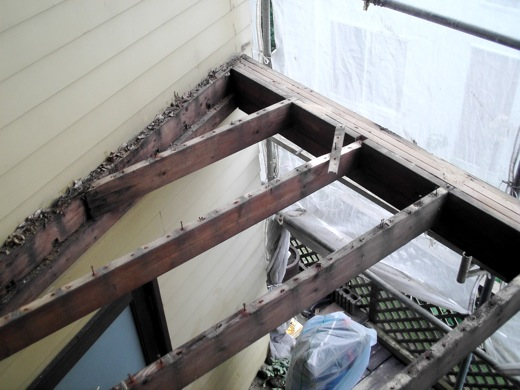 自邸改修記09…木造建築は水との戦いだ3