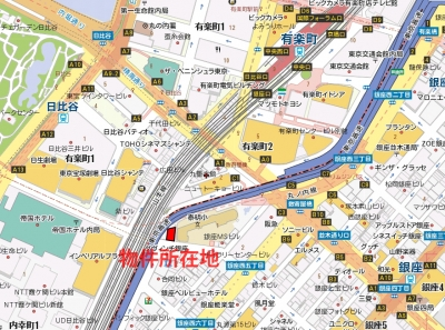 銀座メディカルセンター:移転計画