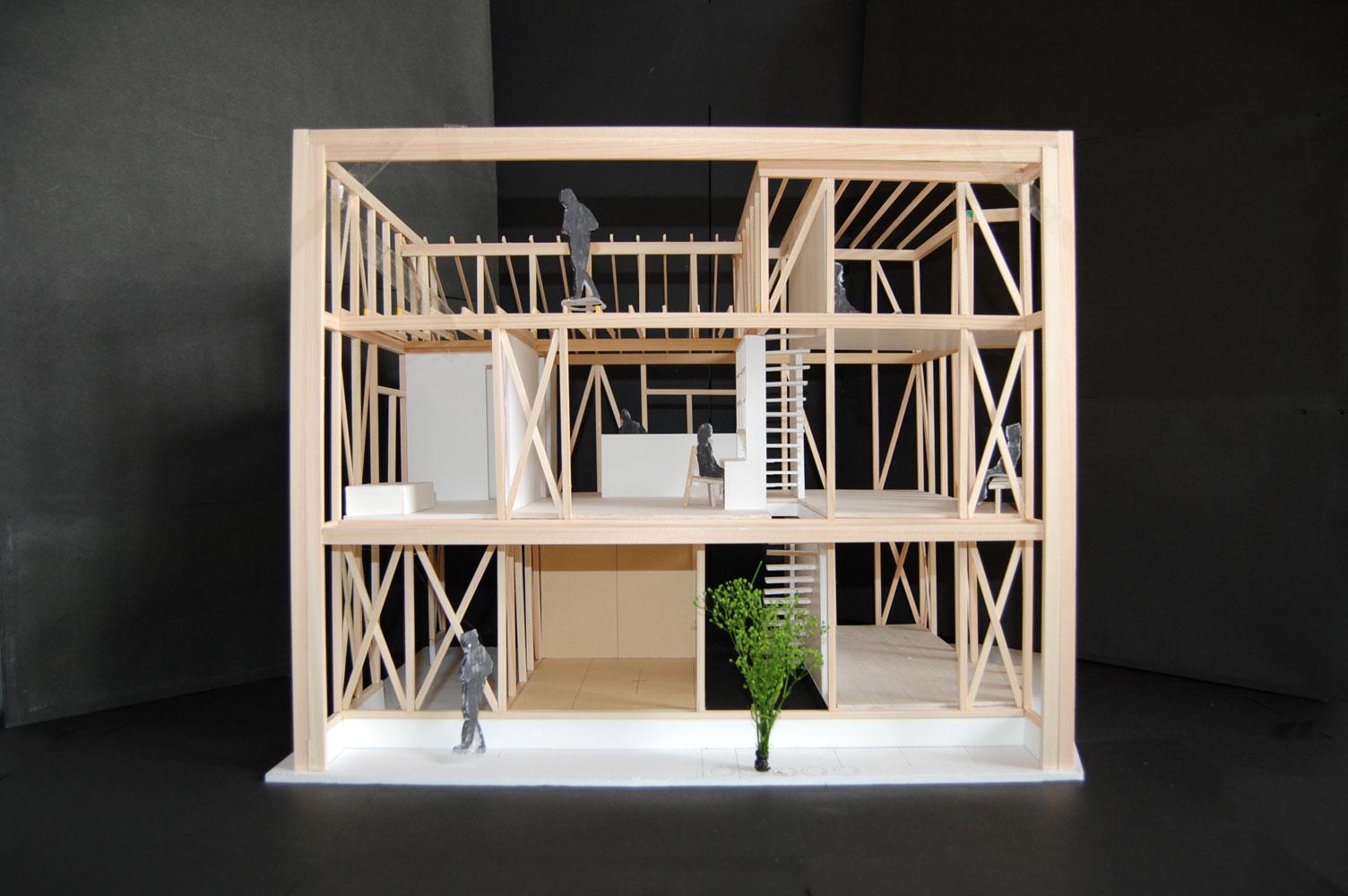 「良くわからない?」建築設計事務所のしごと