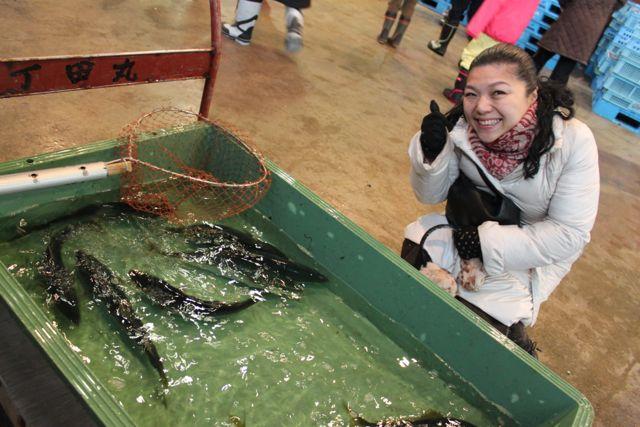 みんなでもっとお魚を食べよう!魚育プロジェクト!!