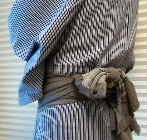 浴衣と熱中症
