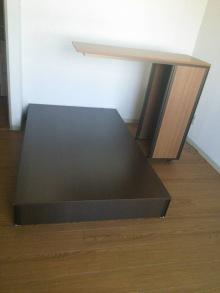 S様 : ネイル作業用ソファー台,サイドテーブル 【FOGA】