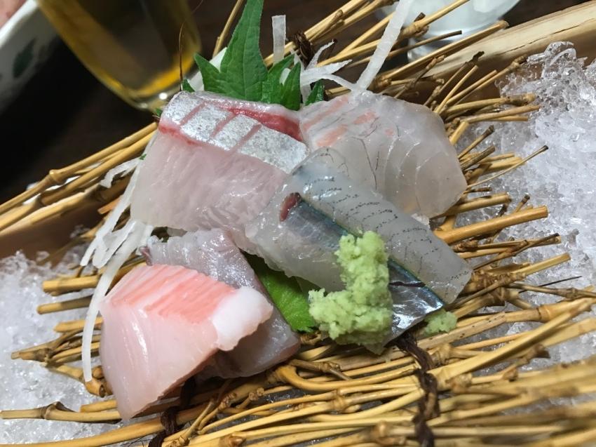 【あかぎ】倉敷の美味しいお店再び
