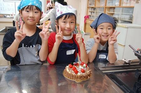 『風の丘・中井町』で親子お菓子教室開催!