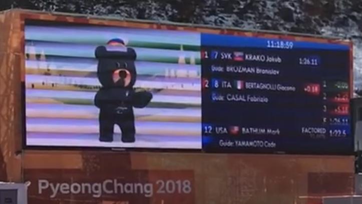 平昌パラリンピック2018~観客席から『Passion.  Connected.』~