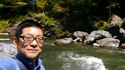 GW前ですが、川に行ってきました