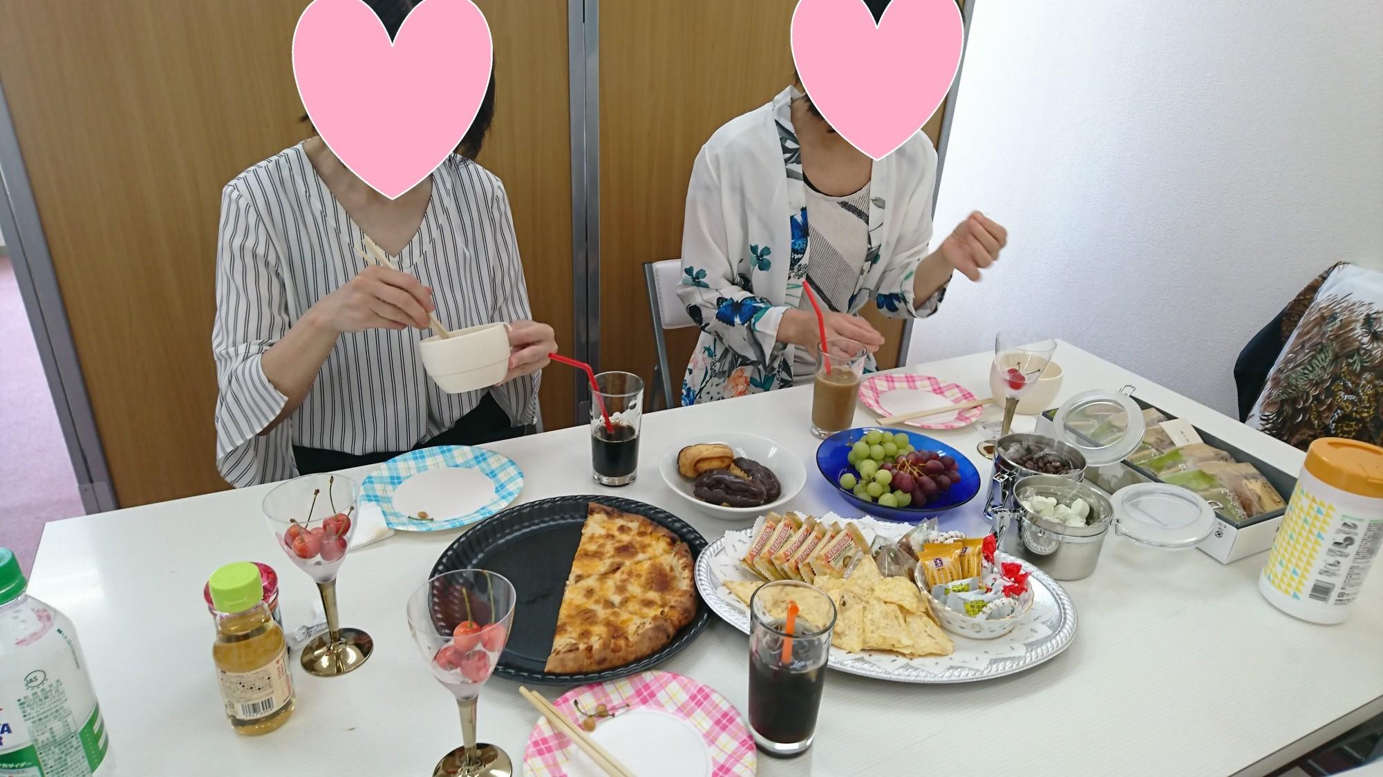 【第2回茶話会】開催いたしました。