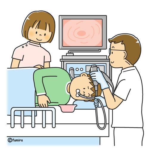 猛暑での大腸内視鏡は熱中症と隣り合わせ…?