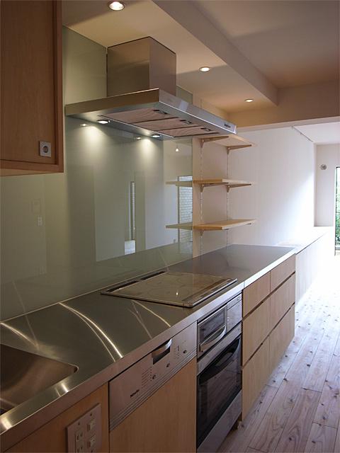 こんなキッチン設備です