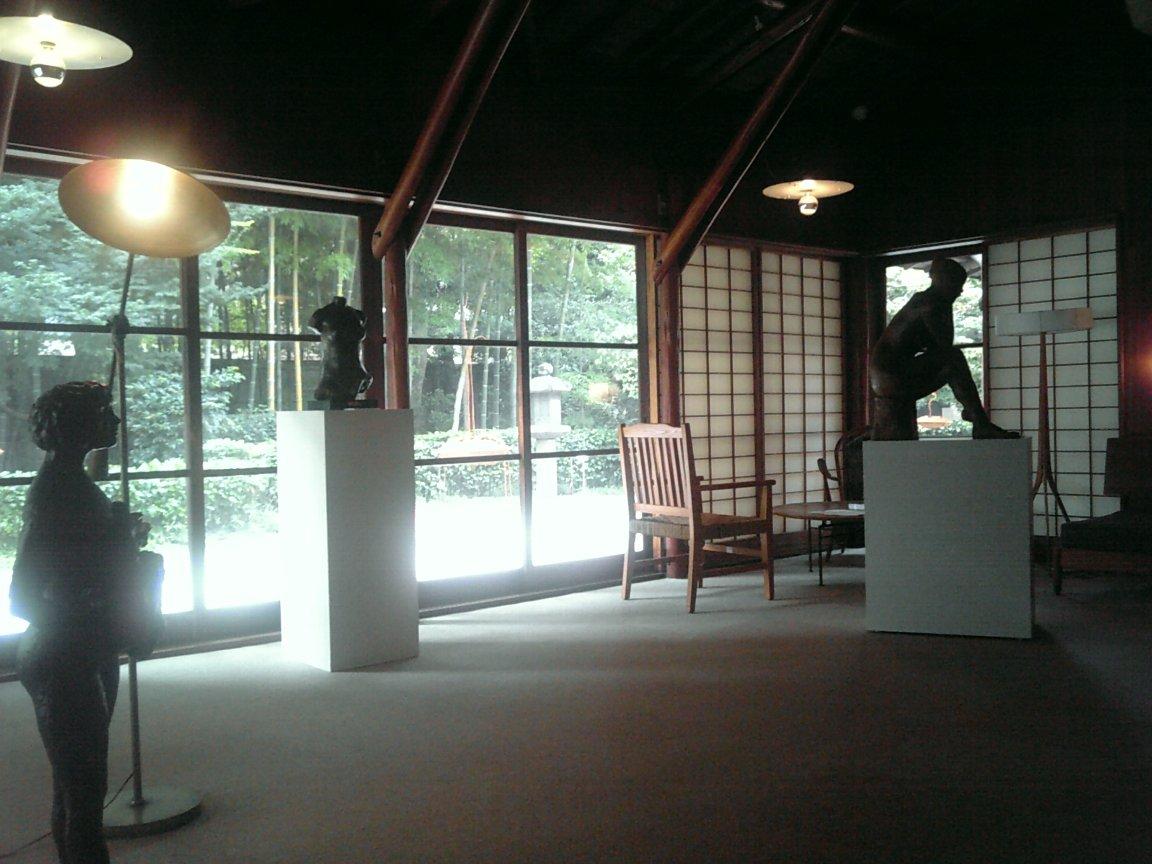 高崎哲学堂(旧井上邸)