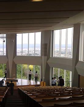 京都大学 桂キャンパス ローム記念館