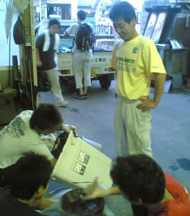 京町家・町屋の塗料
