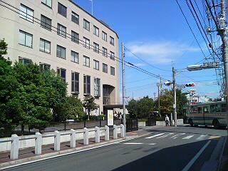 埼玉県の川越の裁判所