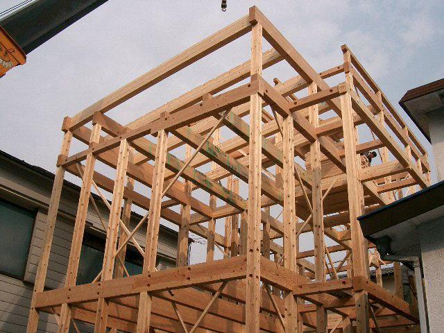 建築基準法での通し柱の規定