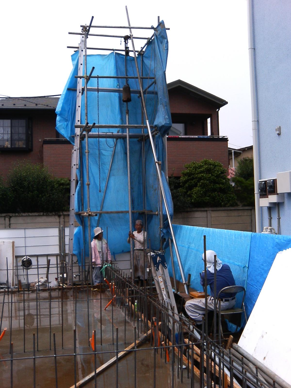vol.2ローコスト外断熱に''井戸堀り''?