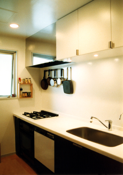 キッチン扉の交換リフォーム