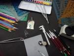 『ジュエリーデザインの七つ道具』
