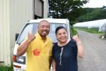 100%天然素材家庭料理!北海道・料理三昧&生産者さんに会いに行く旅その2