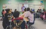 カナダの高校の先生と日本の先生の違いを教えて下さい。
