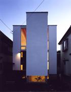 8坪の小さな住宅