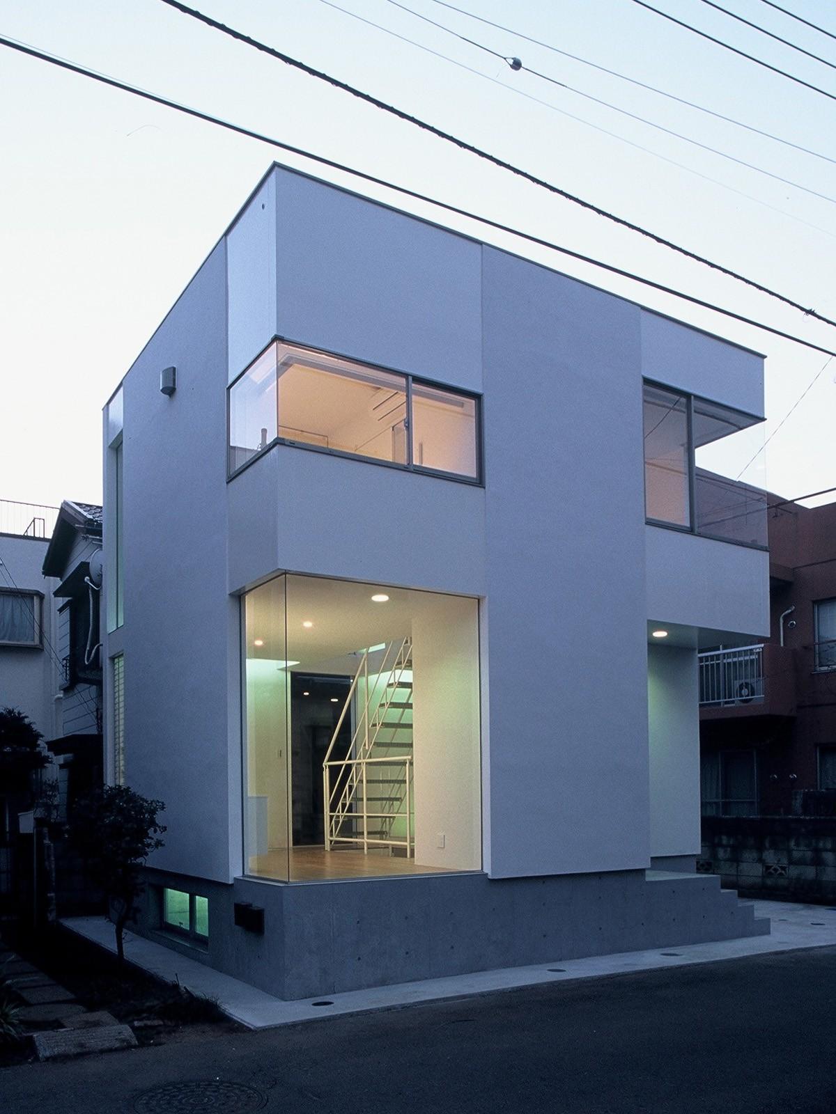 建坪8坪の二世帯住宅_コトノハ舎(1)