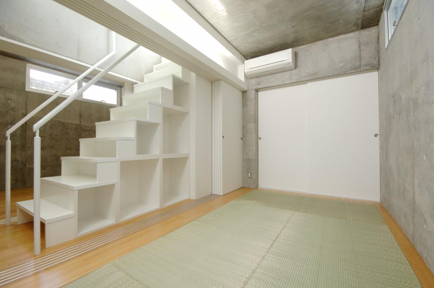 建坪8坪の二世帯住宅_コトノハ舎(3)