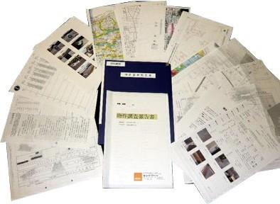 アドキャスト オリジナル物件調査報告