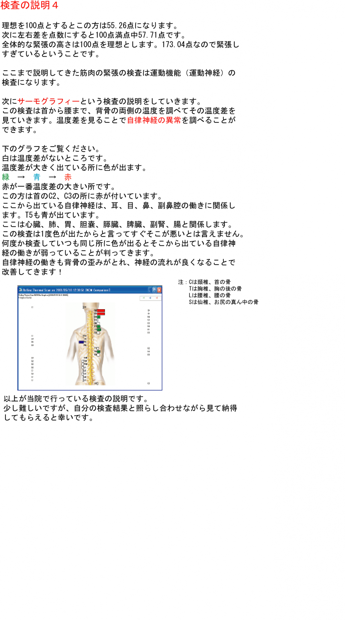 当院で行う検査の説明4