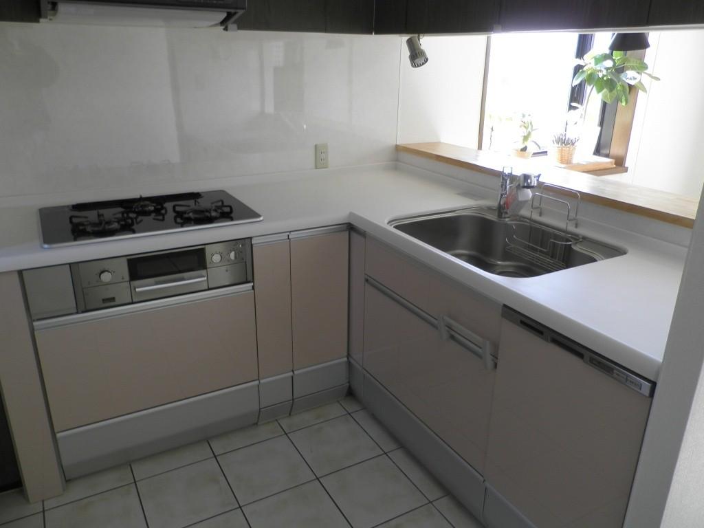 システムキッチン・リフォーム・全部取り替えるべきか?