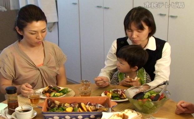 武蔵野市民TVの番組に出演しました