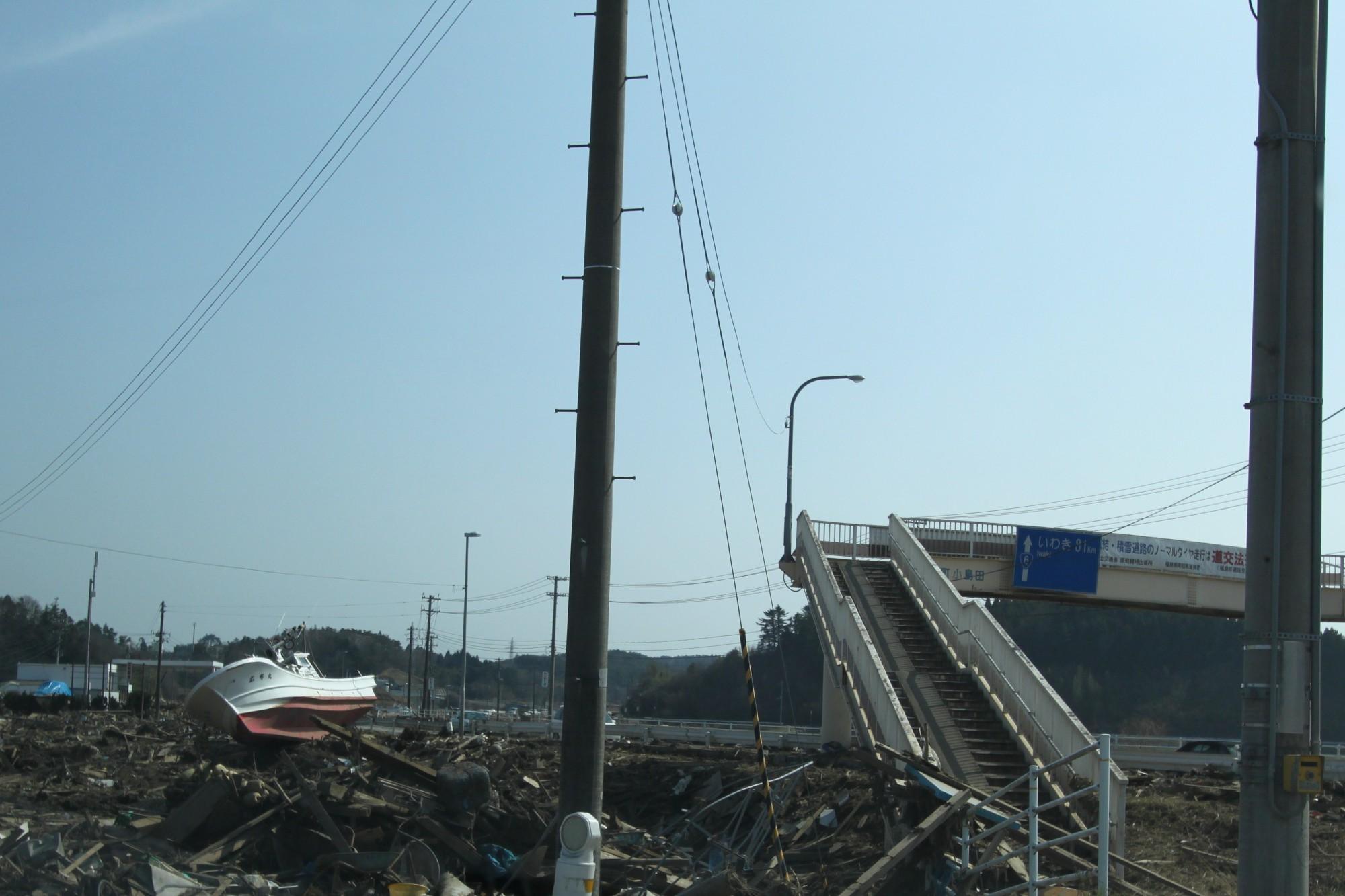 東日本大震災を振り返る10