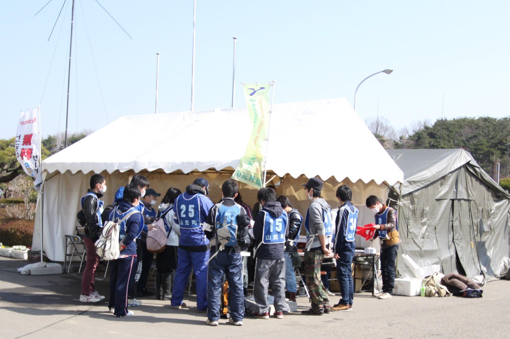 東日本大震災を振り返る17