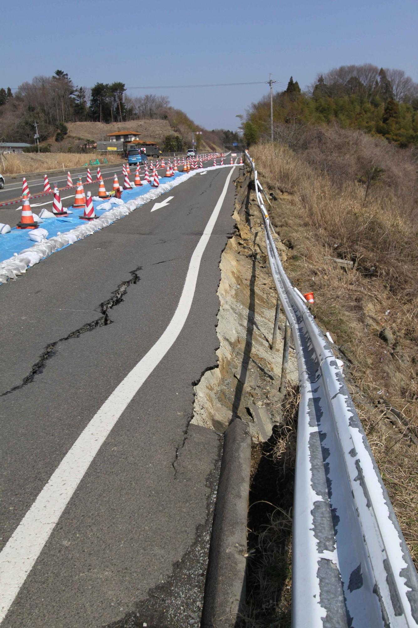東日本大震災を振り返る18