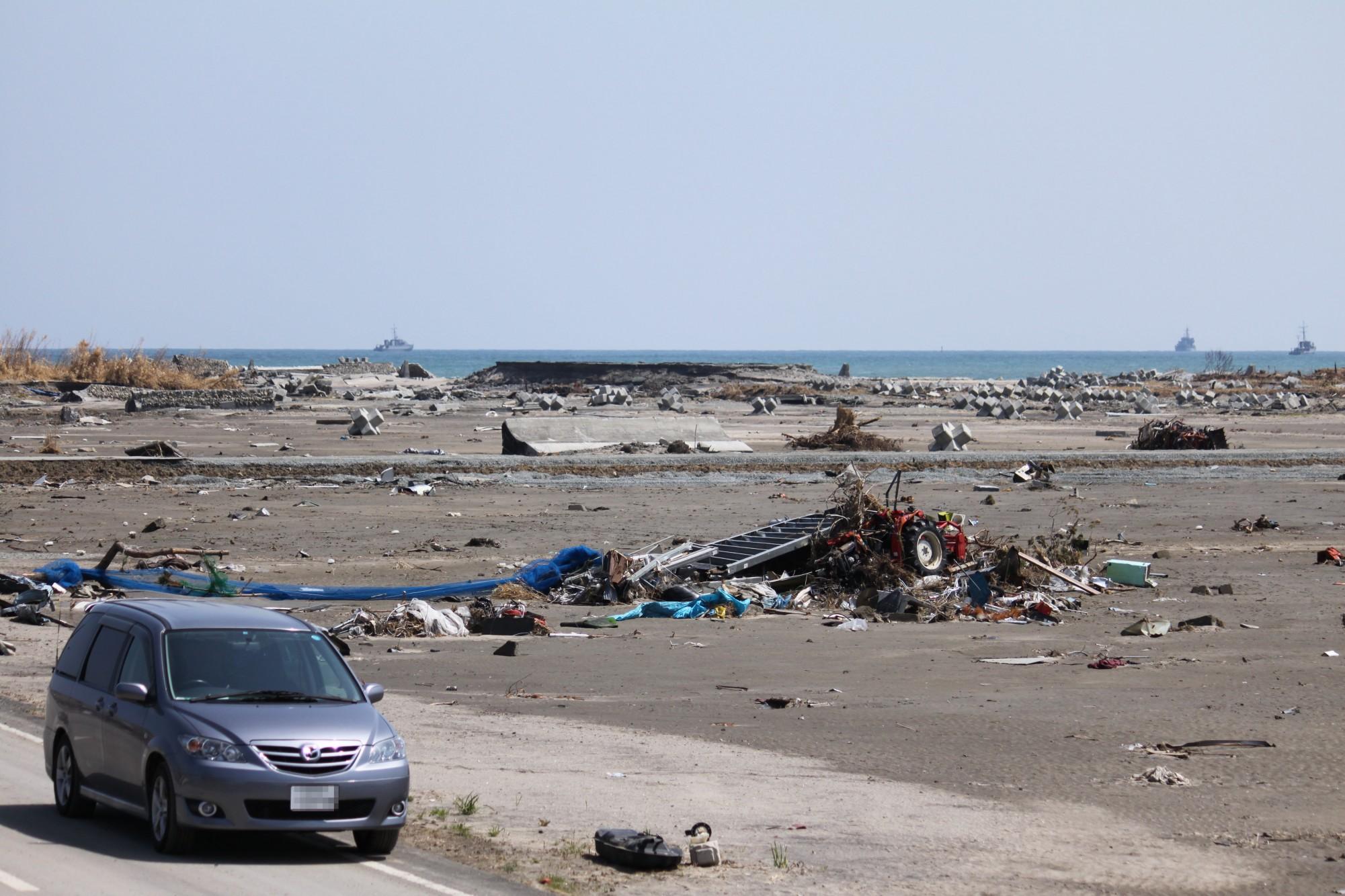 東日本大震災を振り返る21
