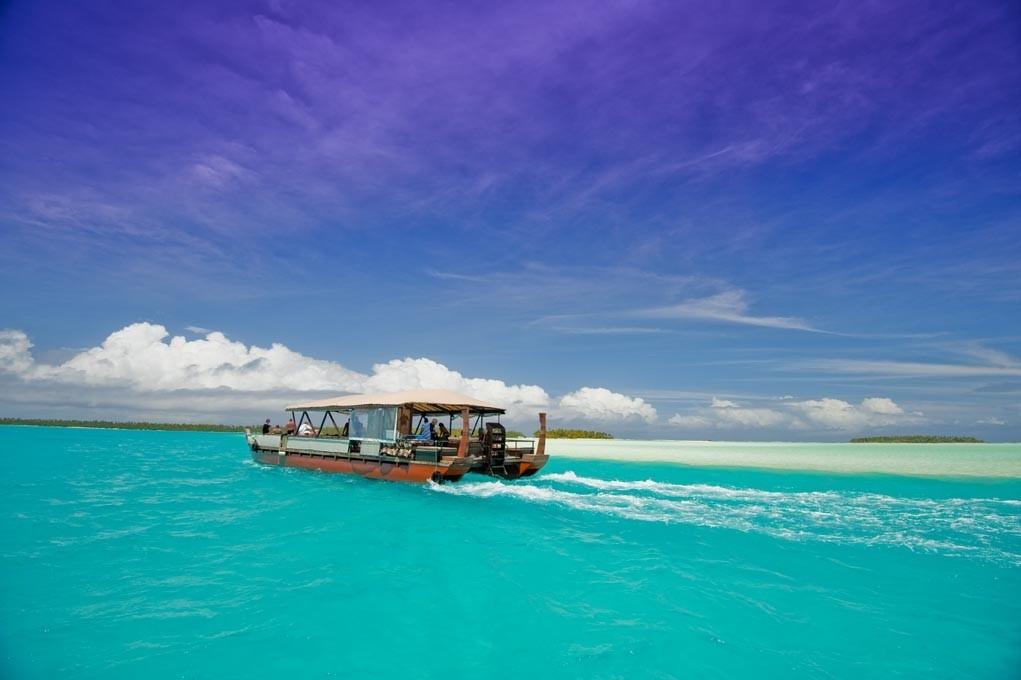 クック諸島のヴァカクルーズ