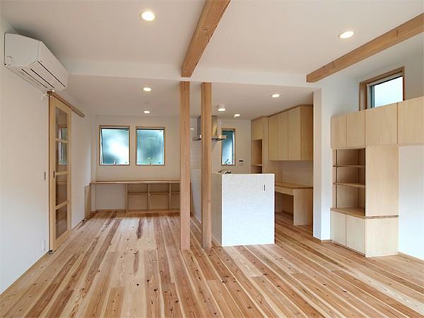 「手作り家具のような家」 ハモニカ -3