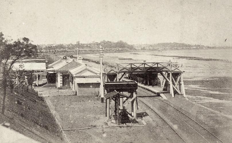 141年前の『品川駅』