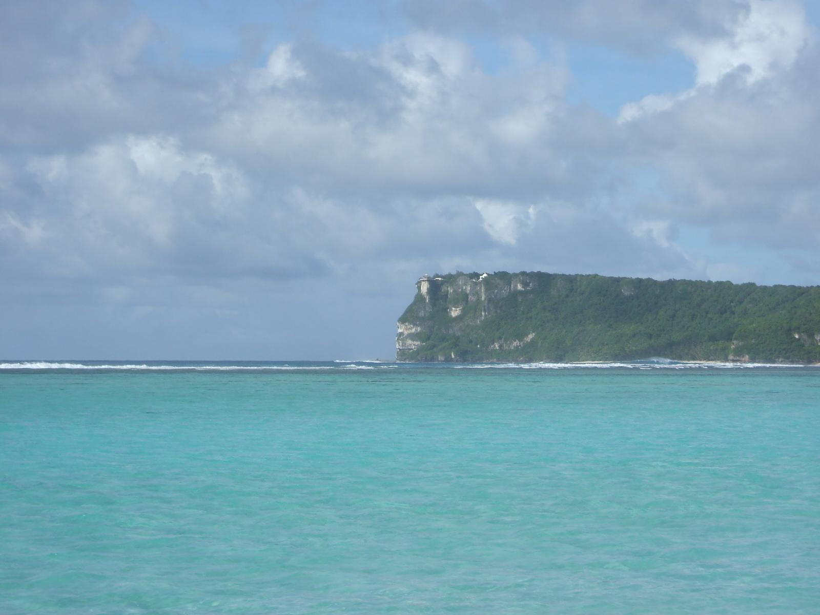 遠いような近いような、あの岬