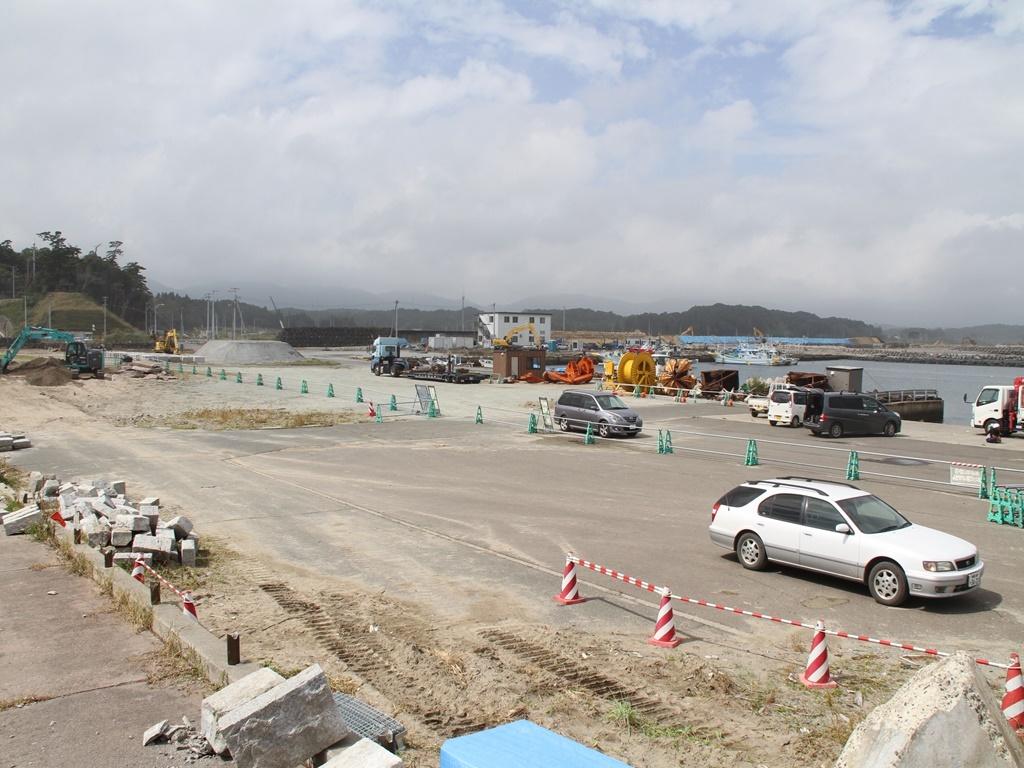 東日本大震災の爪痕37