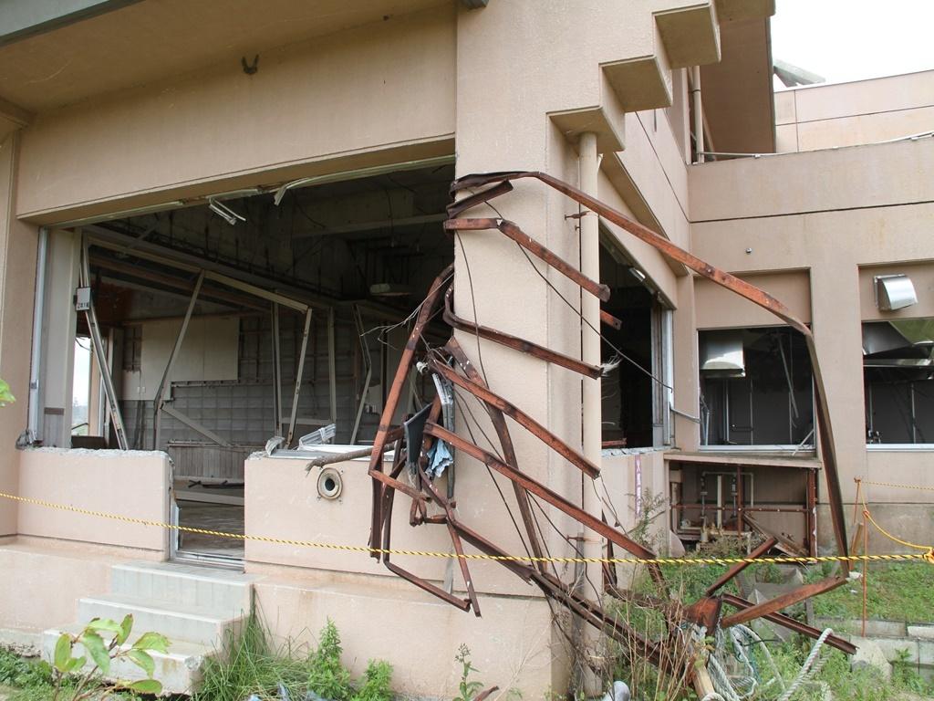 東日本大震災の爪痕43