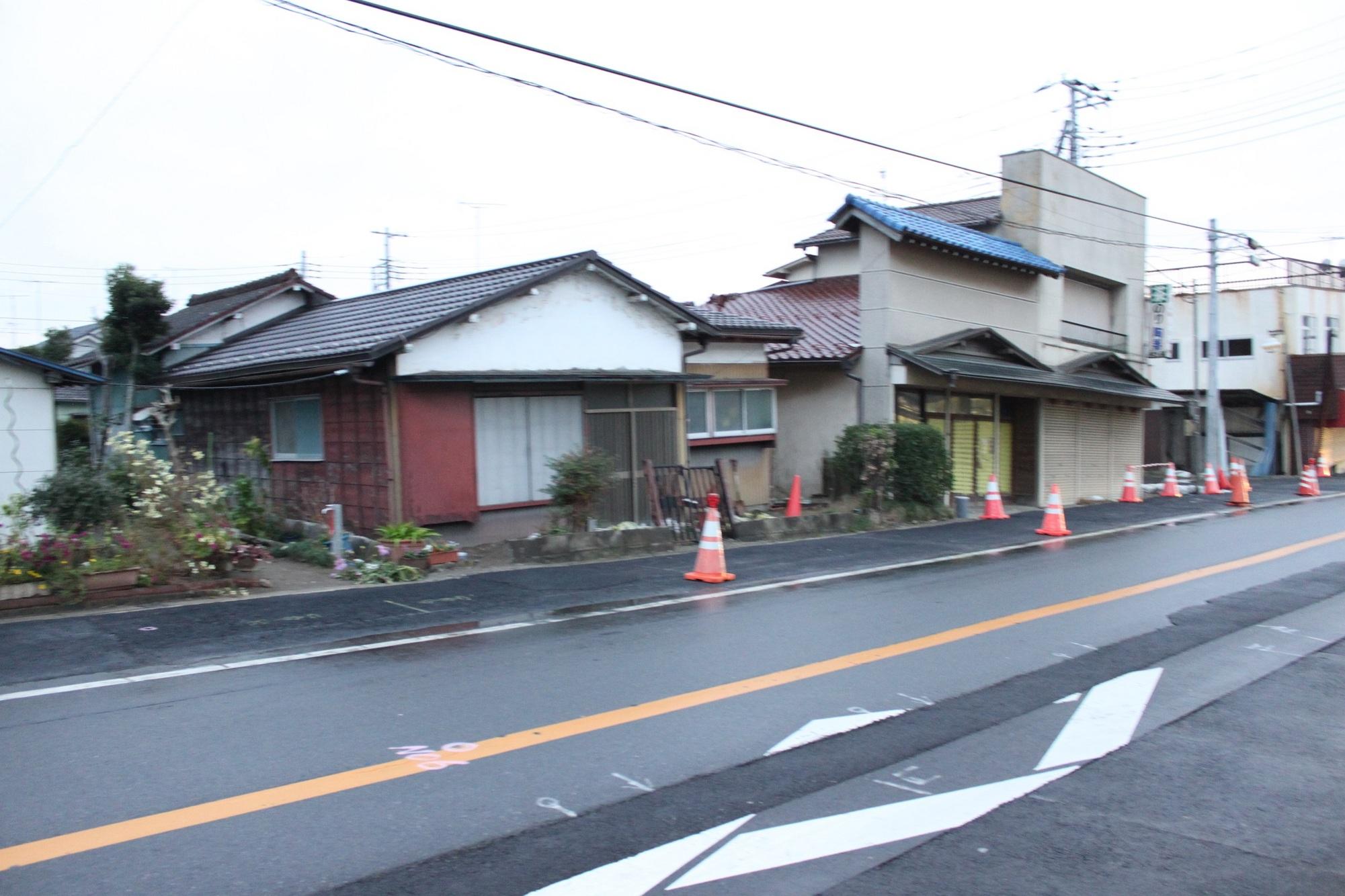 東日本大震災の爪痕74
