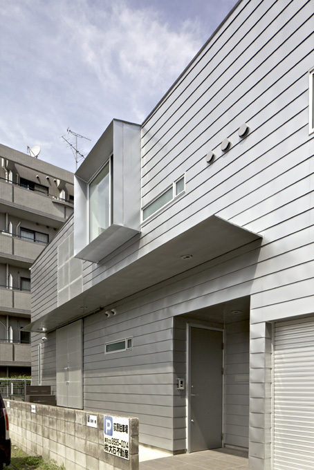 大階段LDKの家 西新小岩T邸 02