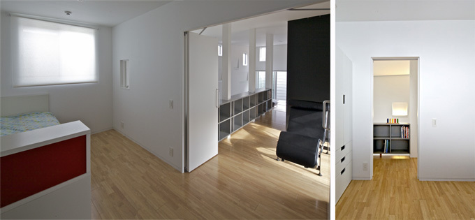 大階段LDKの家 西新小岩T邸 10