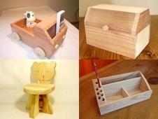 夏休みの自由研究はコレ!木で作る「子供木工教室」開催!